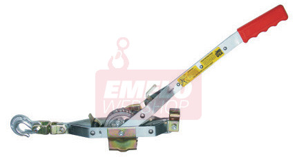 REMA MDA-0 Rope Puller fonatolt köteles vonszoló
