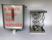 ERGOBIN 200L Rugós platform rendszer 200L és 300L húsoskocsikhoz