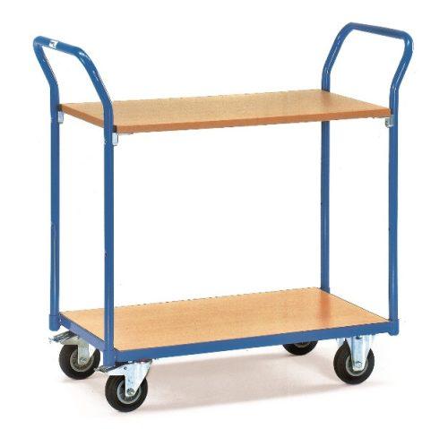 Asztalkocsi 1600, rakfelület 850 x 500 mm, 200 kg