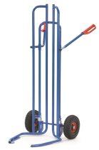 Abroncsszállító molnárkocsi 2032, átmérő 450-750 mm, 200 kg