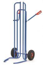 Abroncsszállító molnárkocsi 2033, átmérő 450-750 mm, 200 kg