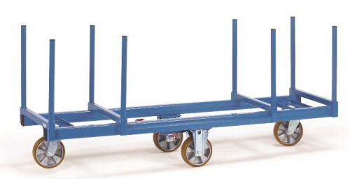 Ipari szállítókocsi 2111 - 1.500 kg, rakfelület 2.000 x 600 mm