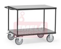 Asztalkocsi 2401 szürke, rakfelület 1.000 x 600 mm, 600 kg