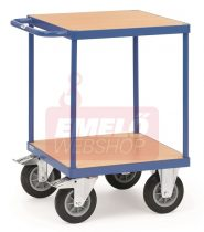 Asztalkocsi 2496, rakfelület 600 x 600 mm, 500 kg