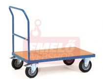 Áruszállító kocsi 2501, rakfelület 1.000 x 600 mm, 600 kg
