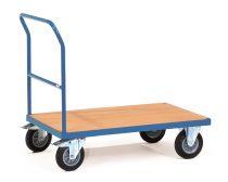 Áruszállító kocsi 2502, rakfelület 1.000 x 700 mm, 600 kg