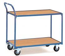 Asztalkocsi 2740, rakfelület 850 x 500 mm, 250 kg