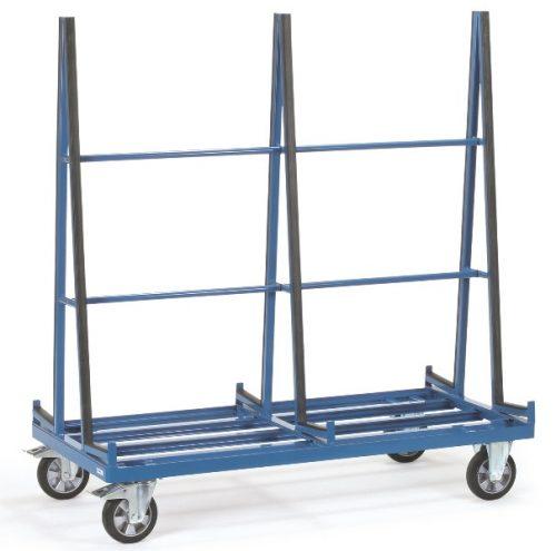 Üvegszállító kocsi 4475, kétoldalas, rakfelület 1.600 x 800 mm, 1200 kg