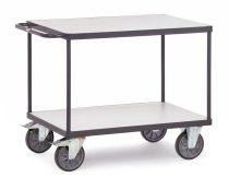 ESD-Asztalkocsi 9402, rakfelület 1.000 x 700 mm, 600 kg