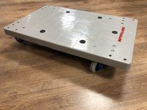 Bútorszállító alváz 11377, rakfelület 710 x 450 mm, 150 kg