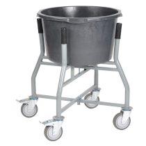 Vödörtartó gurulós állvány XL 65/90 liter
