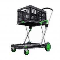 CLAX, MATADOR összecsukható bevásárló kocsi, 60kg