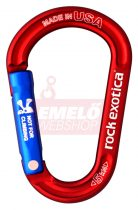 ROCKX ACCESSORY CARABINER (Red)
