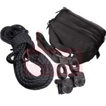 AZTEK SET BLACK (STERLING ROPE BLACK & AZTEK BAG)