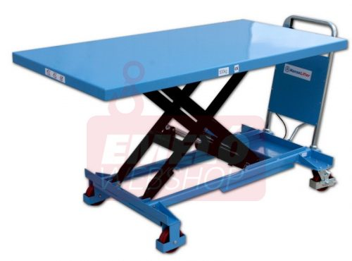 HanseLifter SPB500 kézi mozgatható nagyméretű emelőasztal