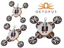 Oktopus GL-RN 400/600/800 vákuumos megfogó üvegtáblákhoz, 400kg 600kg 800kg