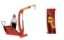 HydroBull ITI500B17 ellensúlyos zsiráf emelő, műhelydaru, elektromos