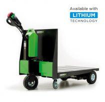 Movexx P300 elektromos áruszállító kocsi