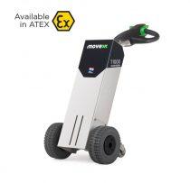 Movexx T1000-CLEANROOM elektromos vontatósegéd