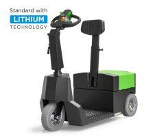 Movexx T3500-PLATFORM elektromos vontatósegéd