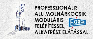 EXPRESSO professzionális molnárkocsik